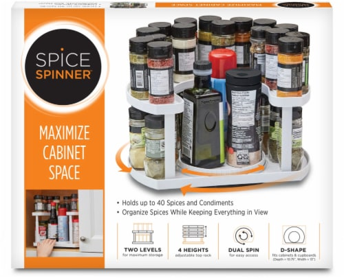 Spice Spinner Perspective: front