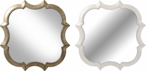 Patton Quatre Mirror - Assorted Perspective: front