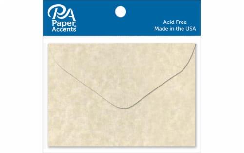 Envelope 1.75x2.38 15pc Aged Parchment Perspective: front