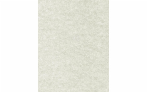 Cdstk Parchment 8.5x11 65lb 25pc Pk Gray UPC Perspective: front