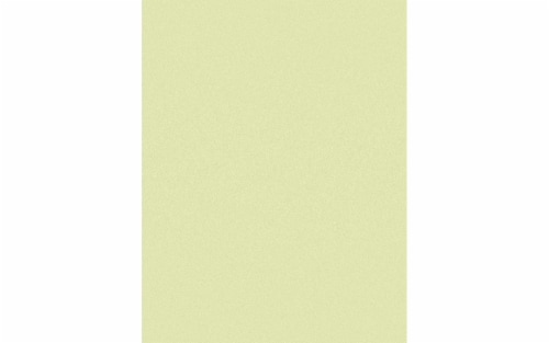 Paper Pearlized 8.5x11 80lb 25pcPk Honeydew UPC Perspective: front