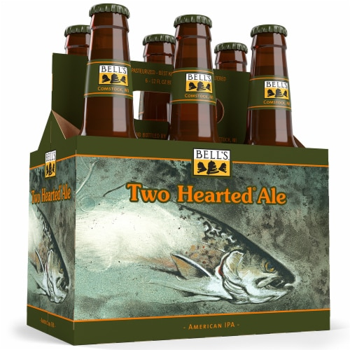Bell's Brewery Two Hearted Ale Perspective: front