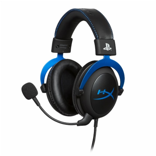 HyperX Cloud PS4 Headset - Black Perspective: front
