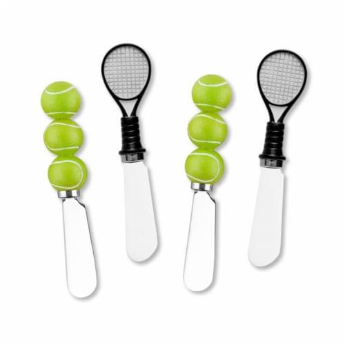 Supreme Housewares Spreader Set of 4-Tennis Perspective: front