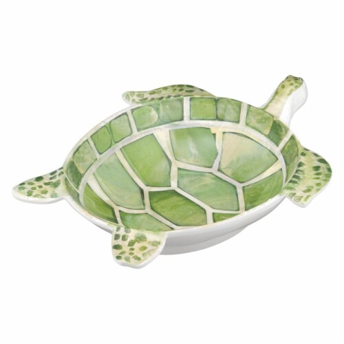 "Supreme Housewares 10.5"" Turtle Bowl, Set of 4 Perspective: front"