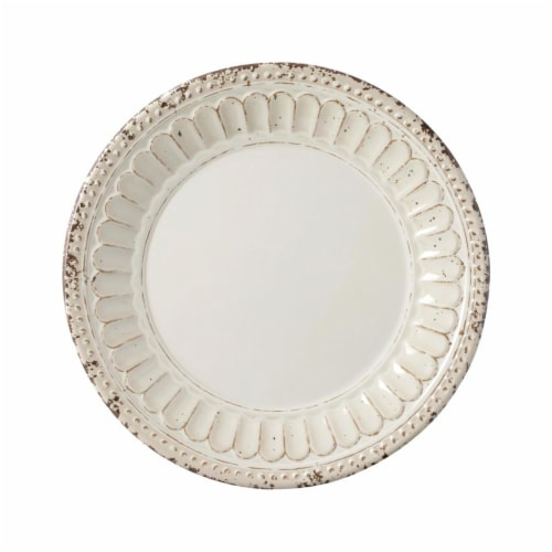 """Supreme Housewares Chateau, Melamine 9"""" Plate, Sand Perspective: front"""