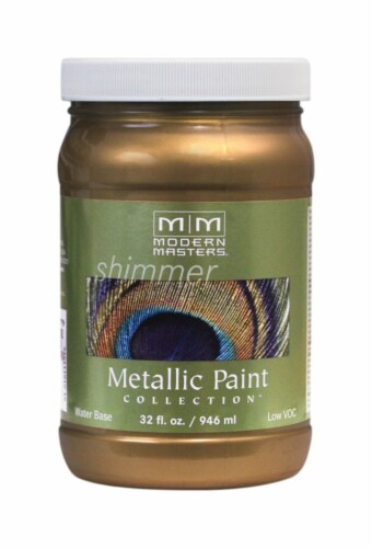 Modern Masters  Blackened Bronze  Protective Enamel  1 qt. - Case Of: 1; Perspective: front