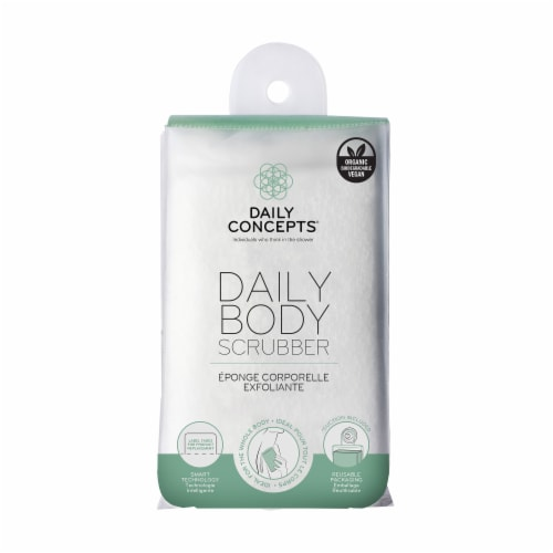 Daily Body Scrubber Perspective: front