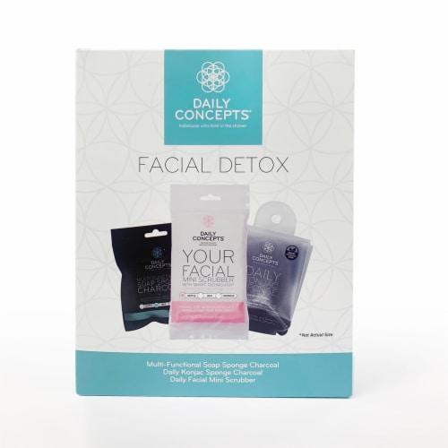 Facial Detox Perspective: front