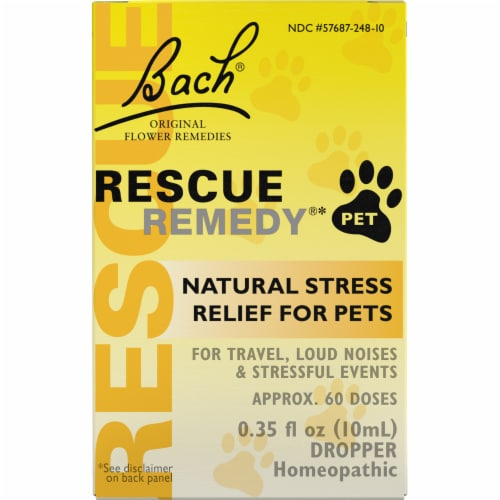 Bach Rescue Remedy Pet Spray Perspective: front