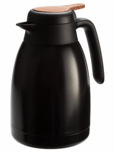 Primula Bryant Thermal Carafe Coffee Maker - Matte Black Perspective: front