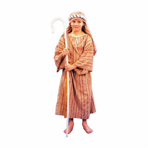 Costumes For All Occasions AF138 Child Shepherd Perspective: front