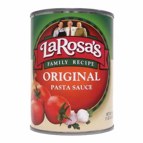 LaRosa's Original Recipe Spaghetti Sauce Perspective: front