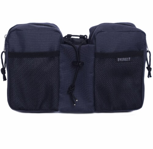 Everest Multi-Purpose Navy Waist Pack Perspective: front