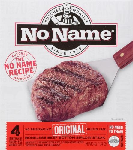 No Name Original Steak Perspective: front