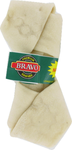 Bravo Natural Knotted Bone Perspective: front