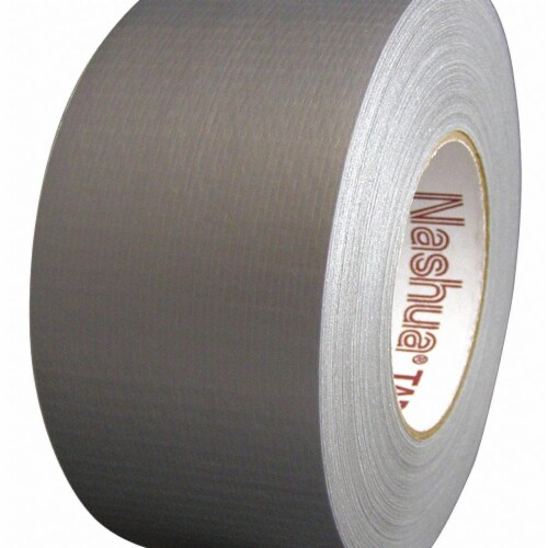 Nashua Duct Tape,Gray,4 in x 60 yd,9 mil  2280 Perspective: front