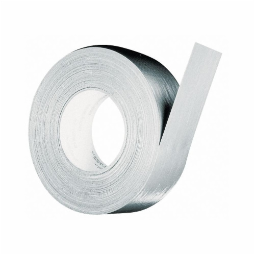 Nashua Duct Tape,Silver,2 13/16inx60yd,12 mil  345 Perspective: front