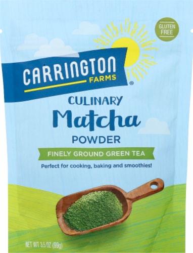 Carrington Farms  Matcha Tea Powder Perspective: front