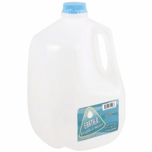 Earth 20 Distilled Water Perspective: front