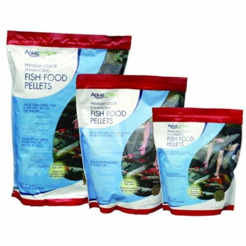Aquascape 81006 Premium Color Enhancing Fish Food Pellets - 20 Kg Perspective: front