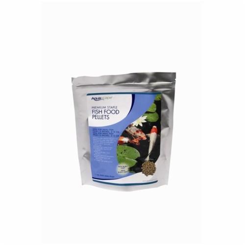 Aquascape 98867 500g Premium Staple Fish Food Pellets Perspective: front