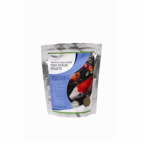 Aquascape 98871 1Kg Premium Cold Water Fish Food Pellets Perspective: front
