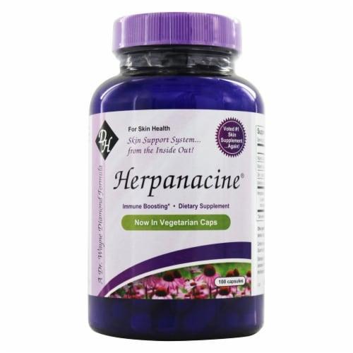Diamond-Herpanacine  with Antioxidants Perspective: front