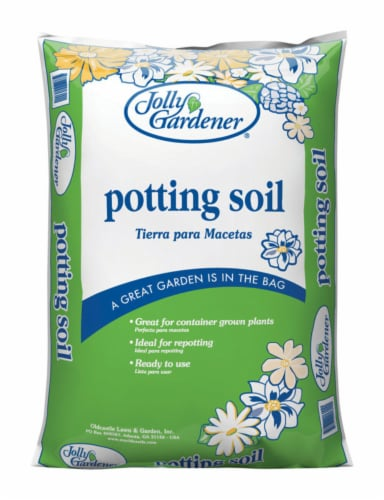 Jolly Gardener Potting Soil 40 lb. - Case Of: 1; Perspective: front