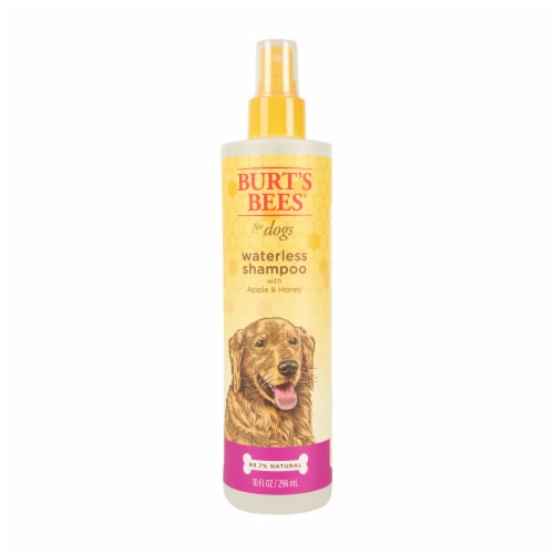 Burt's Bees Waterless Shampoo for Dogs Perspective: front
