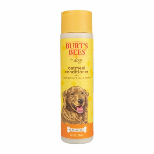 Burt's Bees for Dogs Oatmeal Conditioner Perspective: front