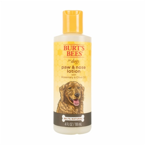 Burt's Bees Rosemary and Olive Oil Paw & Nose Lotion Perspective: front