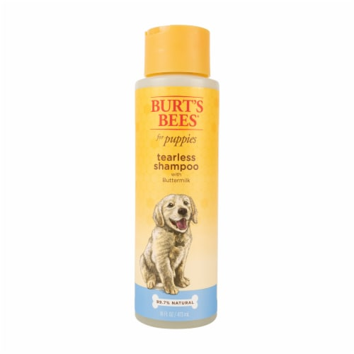 Burt's Bees For Puppies Tearless Shampoo Perspective: front