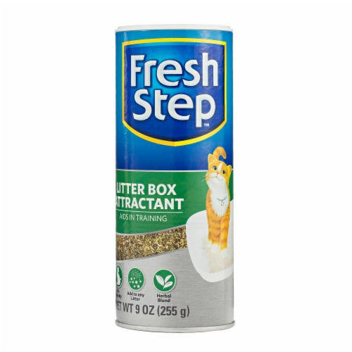 Fresh Step Litter Box Attractant Perspective: front