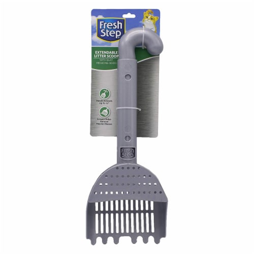 Fresh Step Extendable Litter Scoop Perspective: front