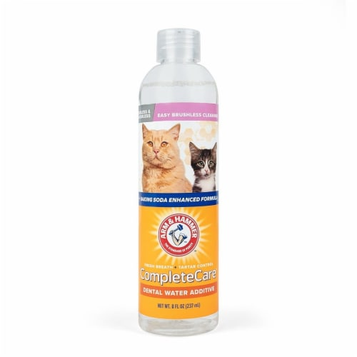 Arm & Hammer Cat Dental Rinse Perspective: front