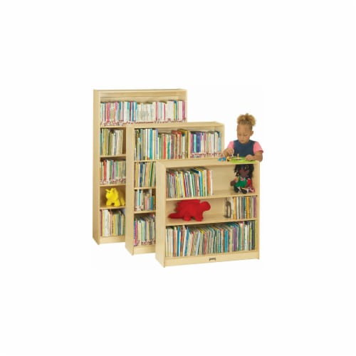 Jonti-Craft 0960JC BOOKCASE - 36 INCH HIGH Perspective: front