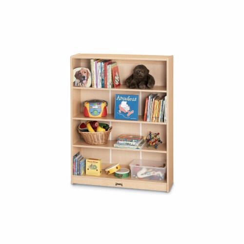 Jonti-Craft 0970JC011 Short Bookcase Perspective: front