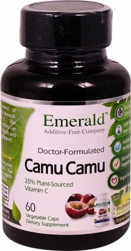 Emerald Labs  Camu Camu Perspective: front