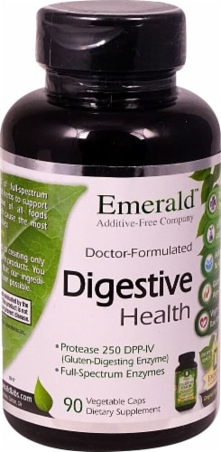 Emerald Labs  Digestive Health Perspective: front
