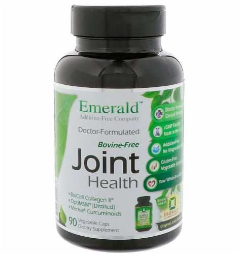 Emerald Labs  Joint Health Perspective: front