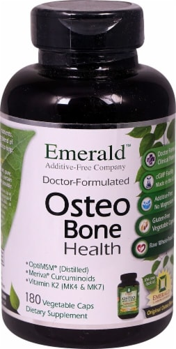 Emerald Labs  Osteo Bone Health Perspective: front