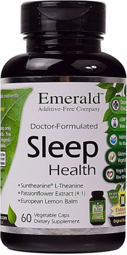 Emerald Labs  Sleep Health Perspective: front