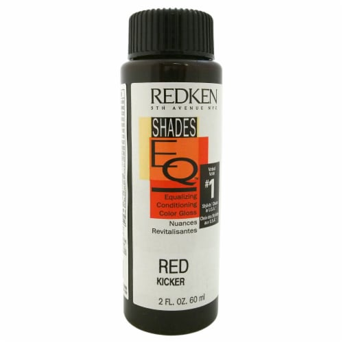 Redken Shades EQ Color Gloss  Red Kicker Hair Color 2 oz Perspective: front