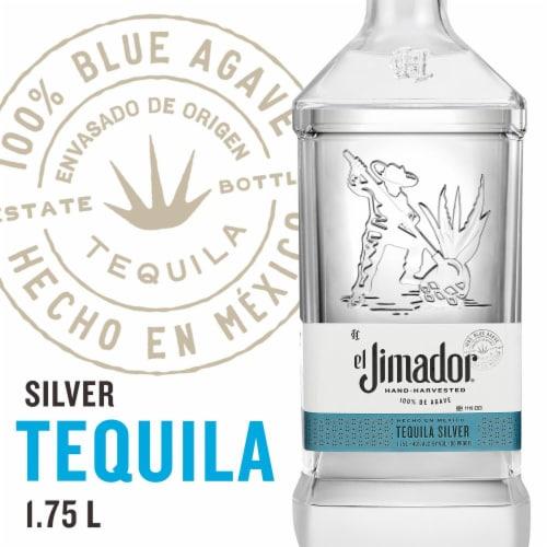 El Jimador Tequila Silver Perspective: front