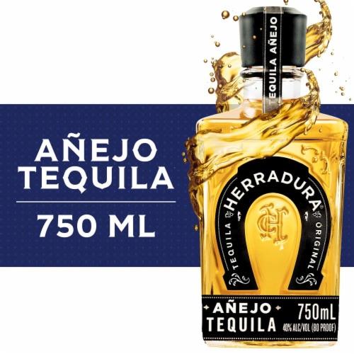 Herradura Anejo Tequila Perspective: front