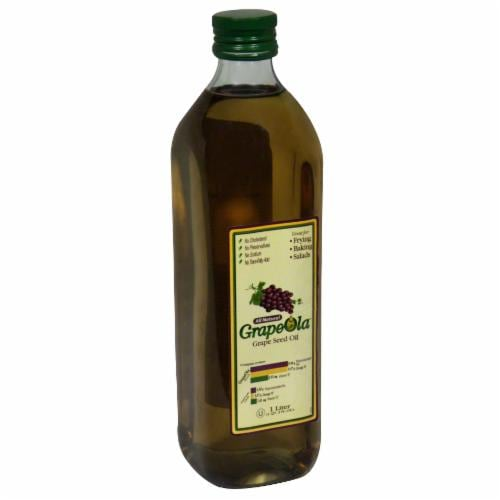 GrapeOla Grapeseed Oil Perspective: front