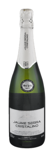 Jaume Serra Cristalino Brut Perspective: front
