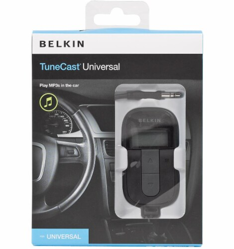 Belkin Tunecast Universal Perspective: front