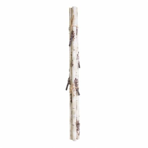 Birch Branch Bundle (Set of 12) 26.75 H PVC Perspective: front
